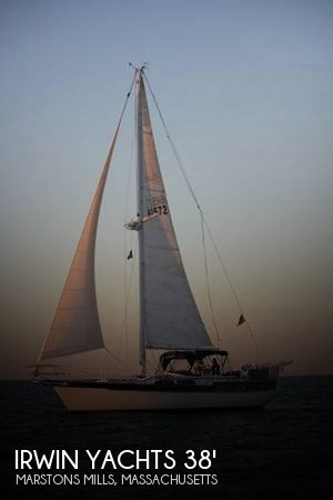 Used Irwin Boats For Sale by owner   1989 Irwin Yachts 38