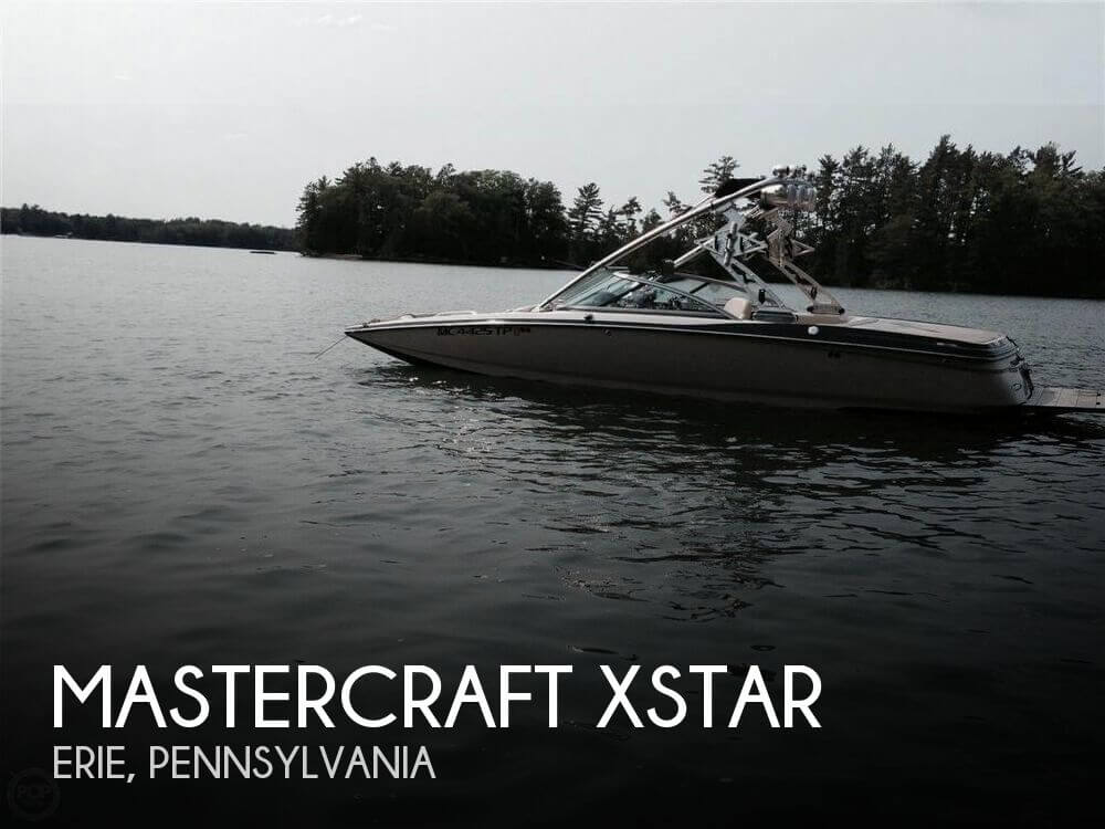 Used Boats For Sale in Buffalo, New York by owner | 2005 Mastercraft 22