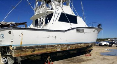 Hatteras 45 C, 45', for sale - $25,000