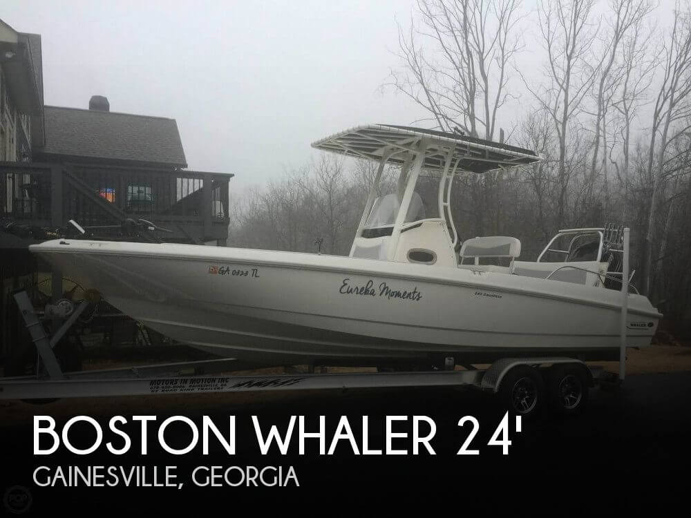 Used Boats For Sale in Atlanta, Georgia by owner | 2015 Boston Whaler 24