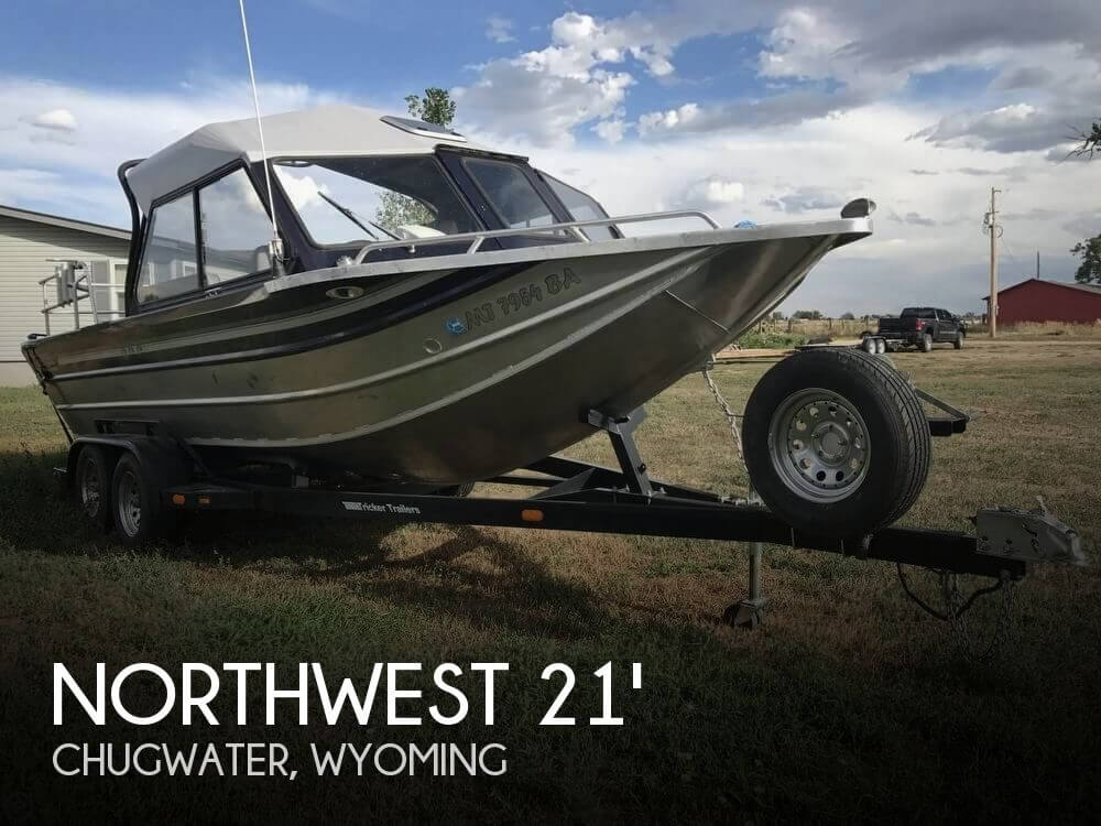 Used Boats For Sale in Wyoming by owner | 2001 Northwest 21