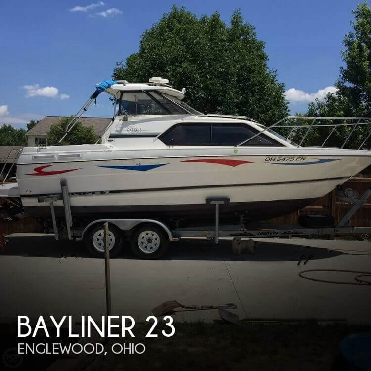 Used Bayliner Boats For Sale in Ohio by owner | 1999 Bayliner 23