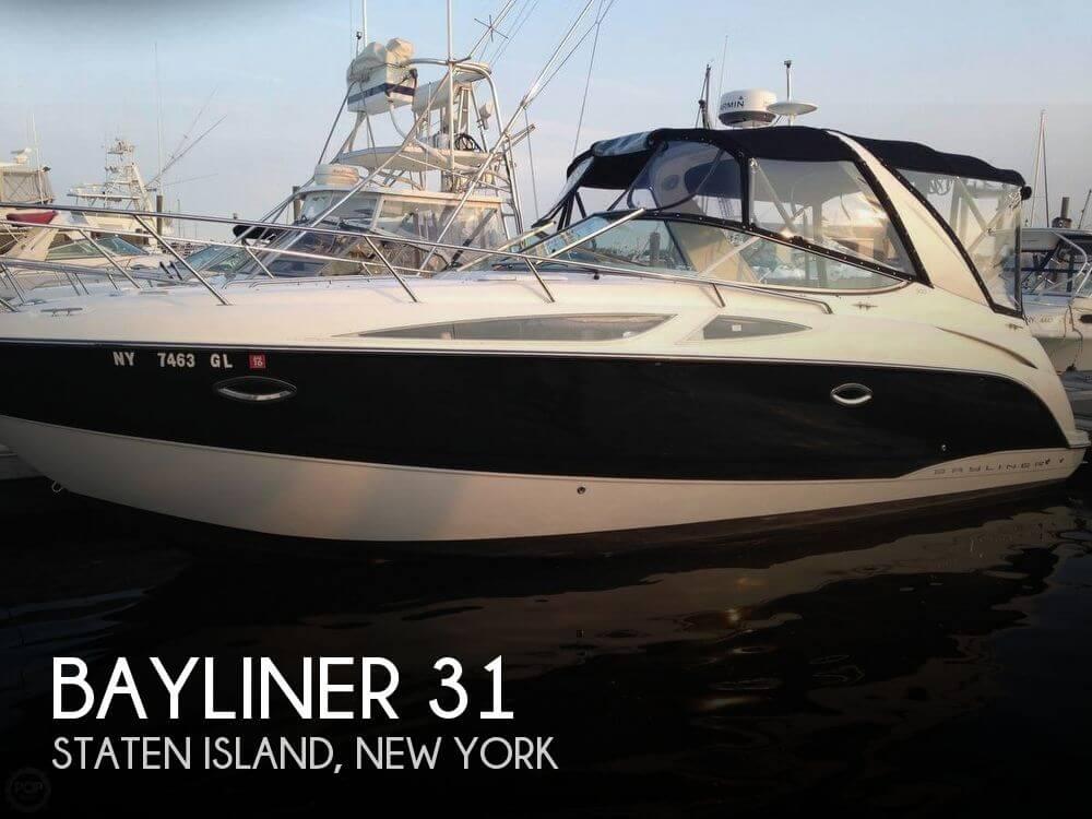 Used Bayliner Power boats For Sale by owner | 2008 Bayliner 31