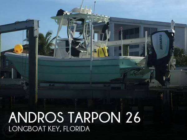 Used Andros Boats For Sale by owner | 2016 Andros 26