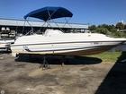 2001 Cobia 206 Deckboat - #1