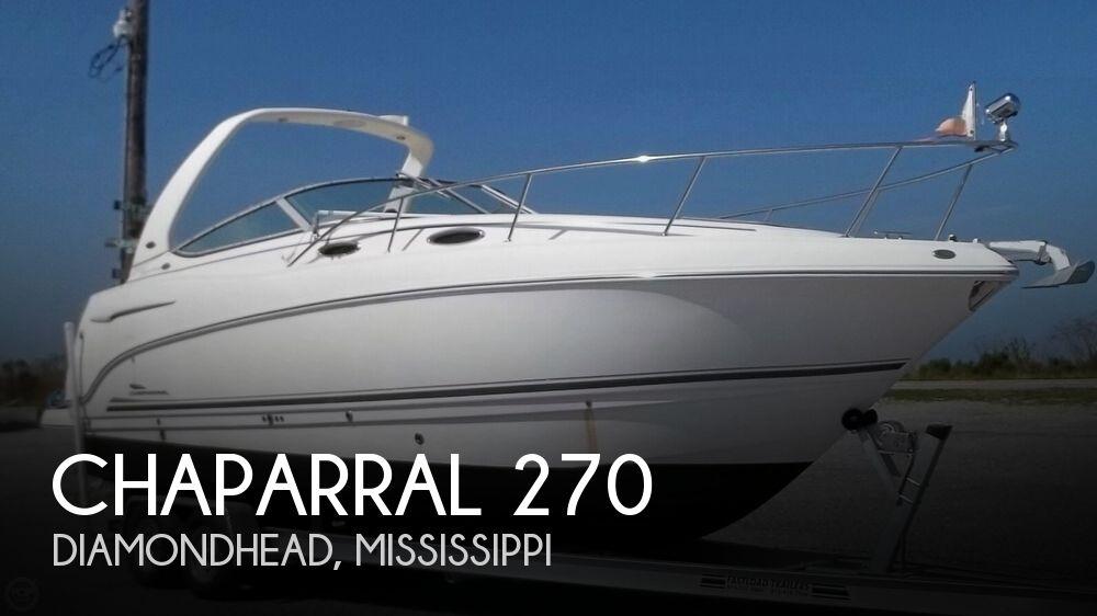 2003 CHAPARRAL SIGNATURE 270 for sale