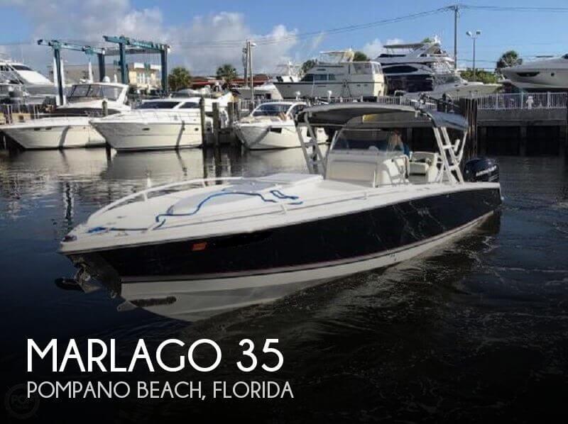 2008 MARLAGO 35 for sale