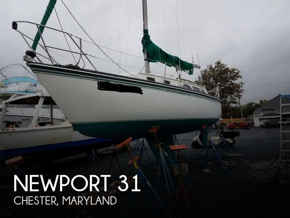 Used Newport Boats For Sale by owner | 1987 Newport 31