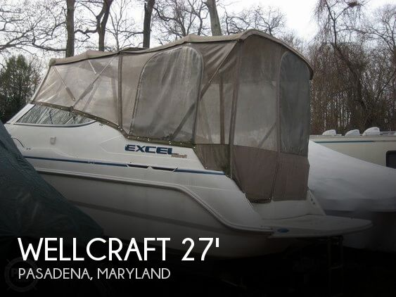 Used Wellcraft Boats For Sale in Maryland by owner | 1997 Wellcraft 27
