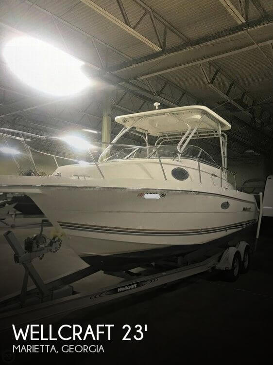 Used Wellcraft Boats For Sale in Georgia by owner | 2001 Wellcraft 23