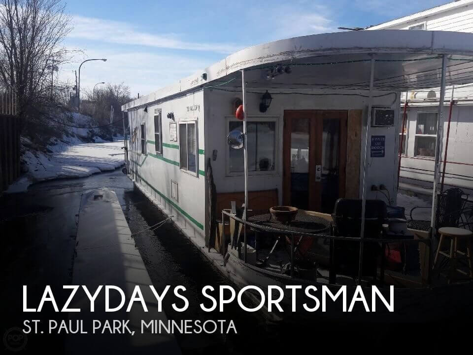 Used LazyDays Boats For Sale by owner   1968 Lazydays 48