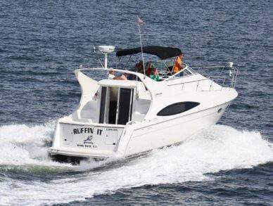 Carver Mariner 350, 36', for sale - $68,000
