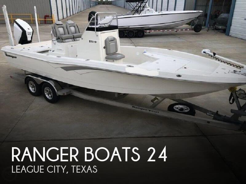 Used Ranger Boats For Sale by owner | 2017 Ranger Boats 24