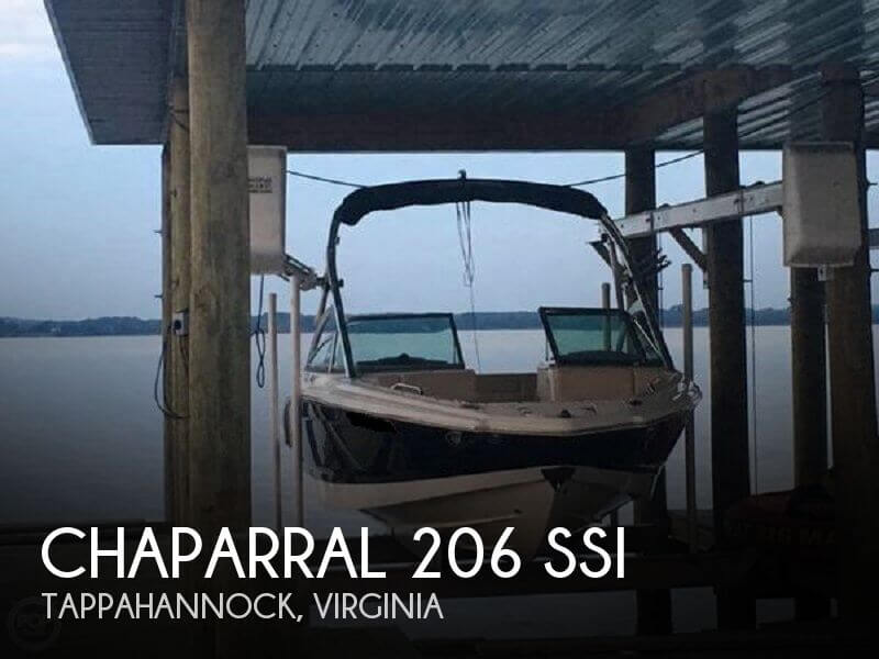 2011 CHAPARRAL 206 SSI for sale