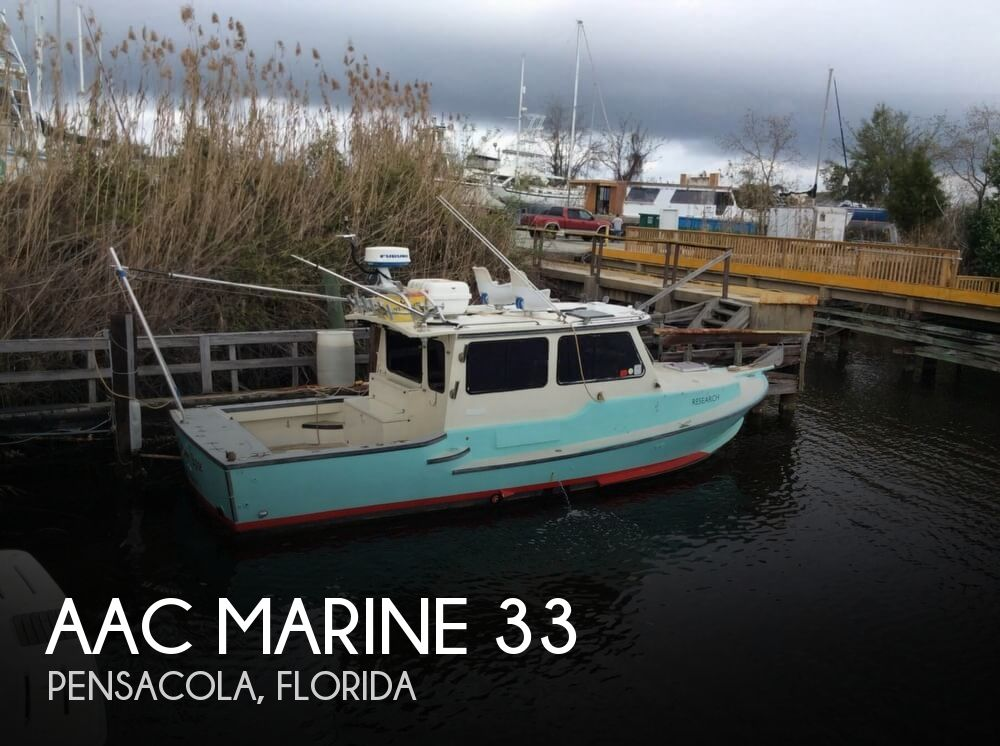 2012 AAC Marine boat for sale, model of the boat is 33 & Image # 1 of 40