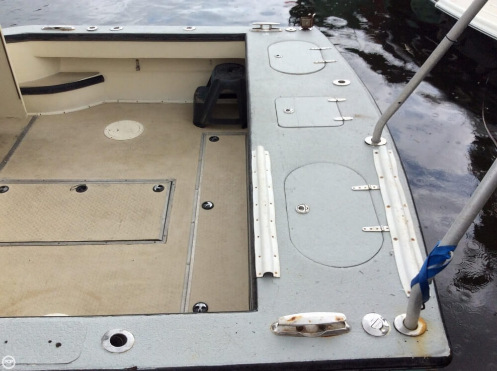 2012 AAC Marine boat for sale, model of the boat is 33 & Image # 13 of 40