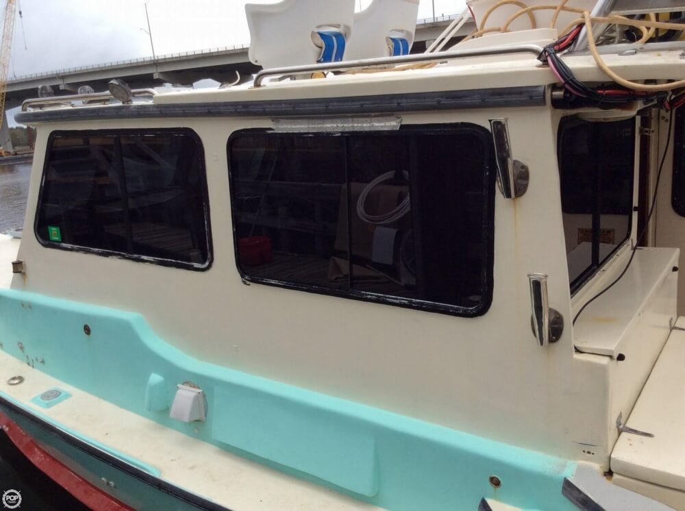 2012 AAC Marine boat for sale, model of the boat is 33 & Image # 20 of 40