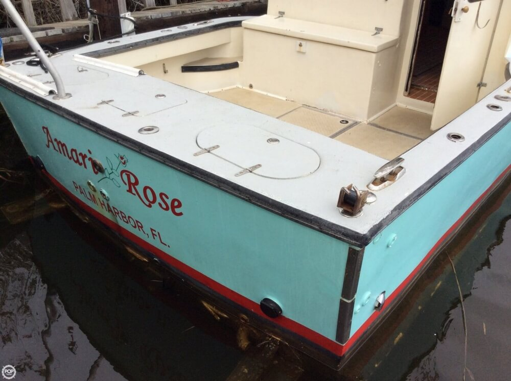 2012 AAC Marine boat for sale, model of the boat is 33 & Image # 22 of 40