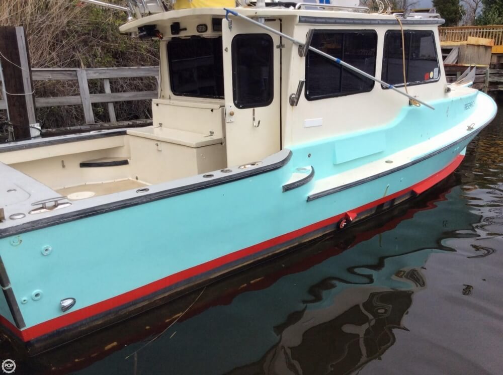 2012 AAC Marine boat for sale, model of the boat is 33 & Image # 23 of 40