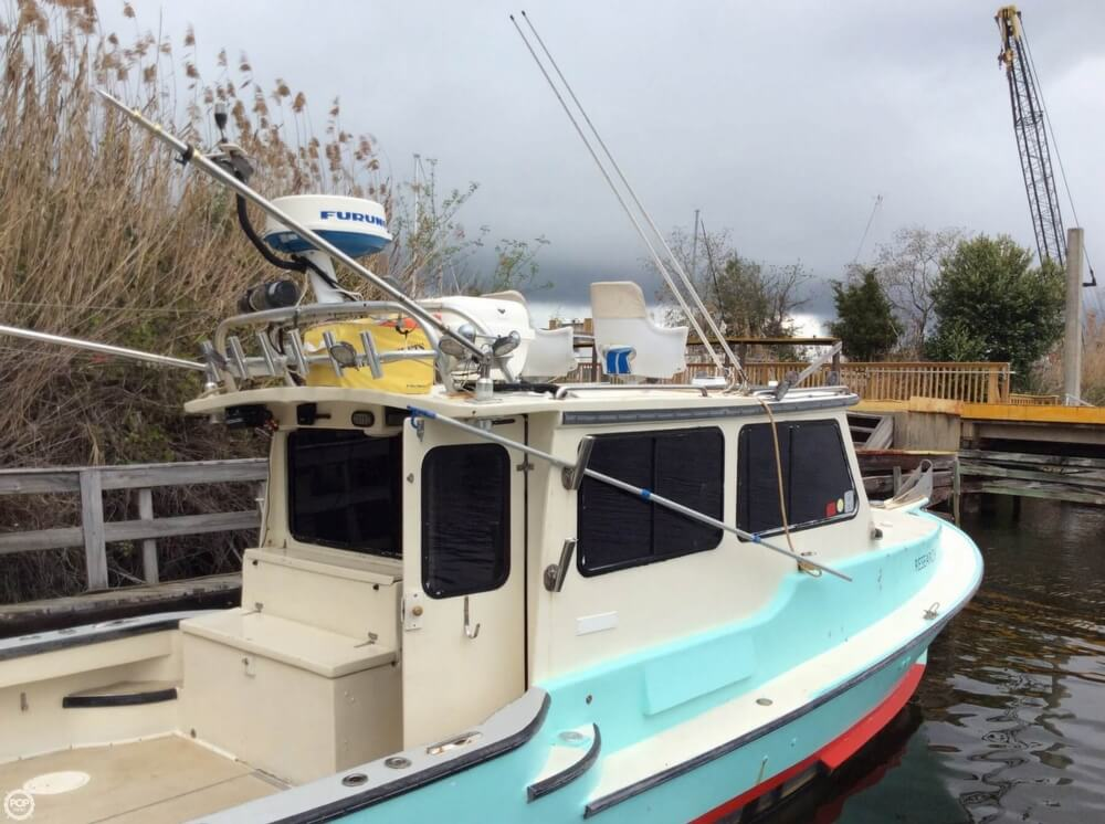 2012 AAC Marine boat for sale, model of the boat is 33 & Image # 24 of 40