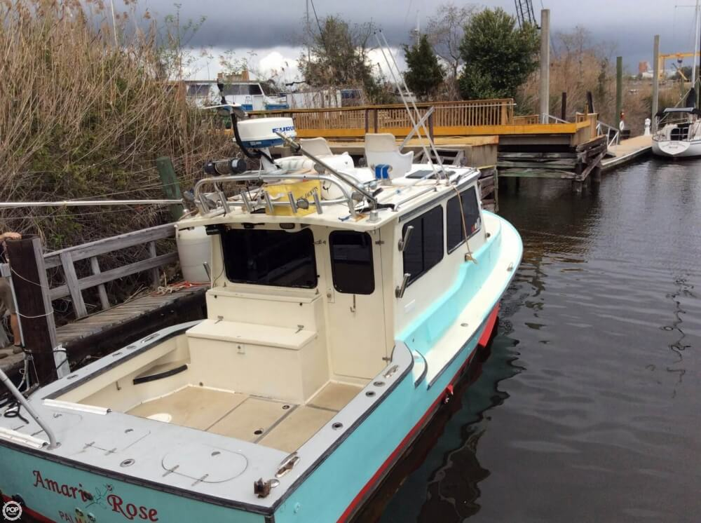 2012 AAC Marine boat for sale, model of the boat is 33 & Image # 25 of 40