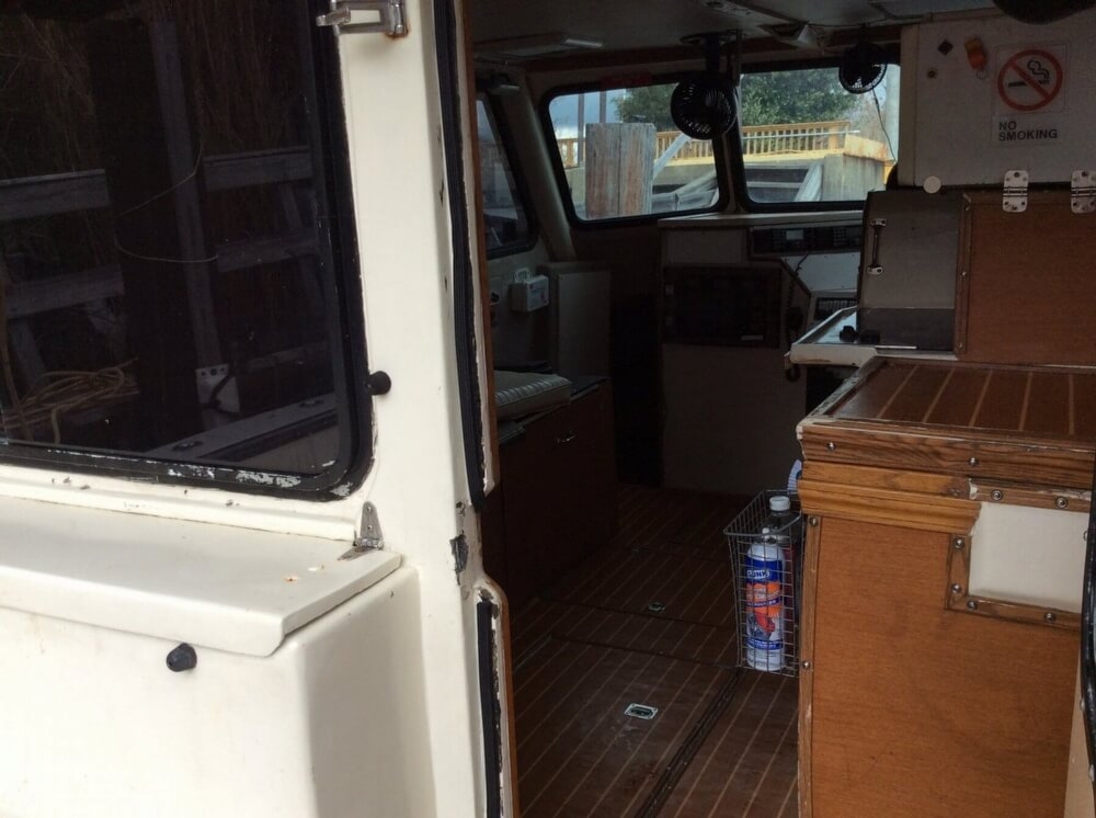 2012 AAC Marine boat for sale, model of the boat is 33 & Image # 39 of 40