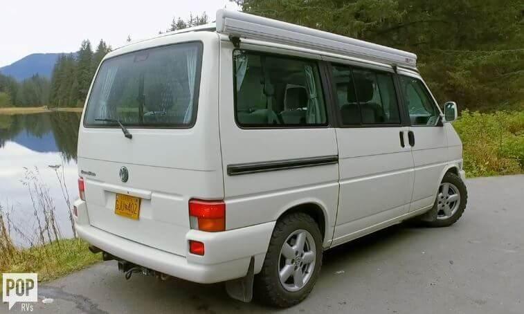 2003 Volkswagen Eurovan Westfalia Edition M/V Weekender For Sale