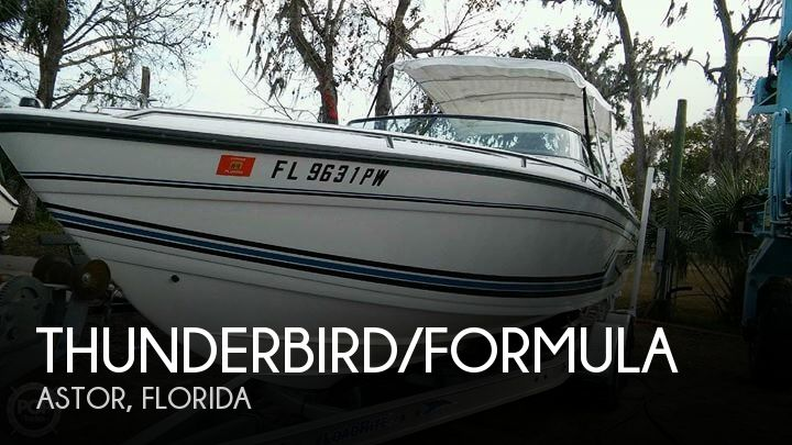 Used Formula Boats For Sale in Florida by owner | 1990 Formula 24