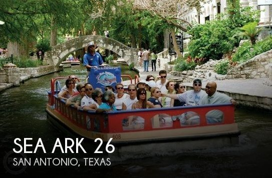 Used Sea ark Boats For Sale in Texas by owner | 1995 Sea Ark 26