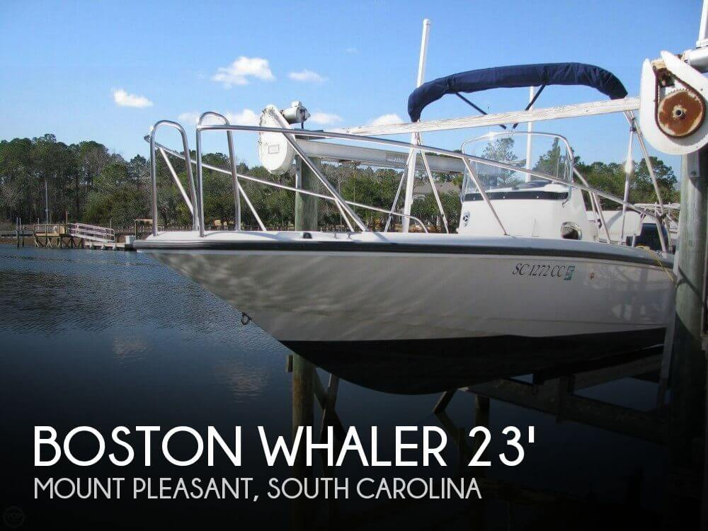 Used Boston Whaler 23 Boats For Sale by owner | 2008 Boston Whaler 230 Dauntless
