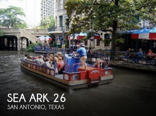 Used Sea ark Boats For Sale in Texas by owner   1995 Sea Ark 26