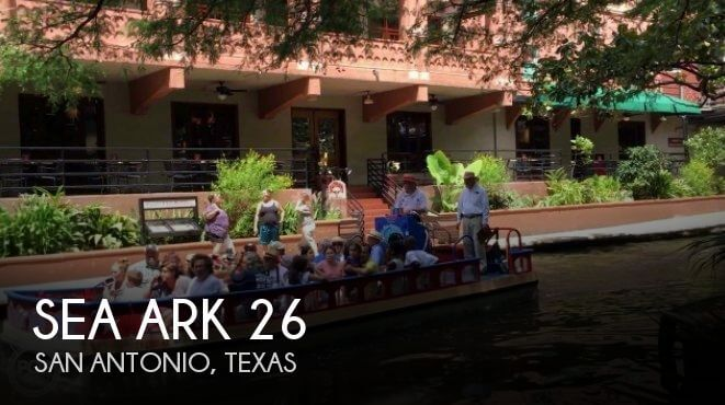 Used Sea ark Boats For Sale in Texas by owner | 1996 Sea Ark 26