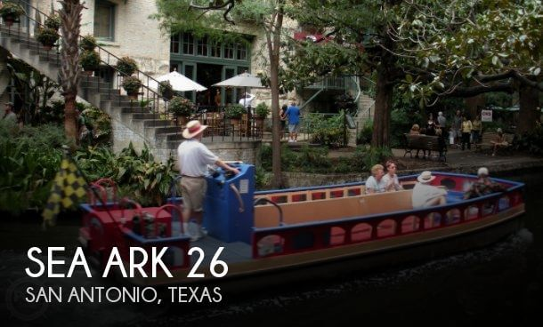 Used Sea ark Boats For Sale in Texas by owner   1996 Sea Ark 26