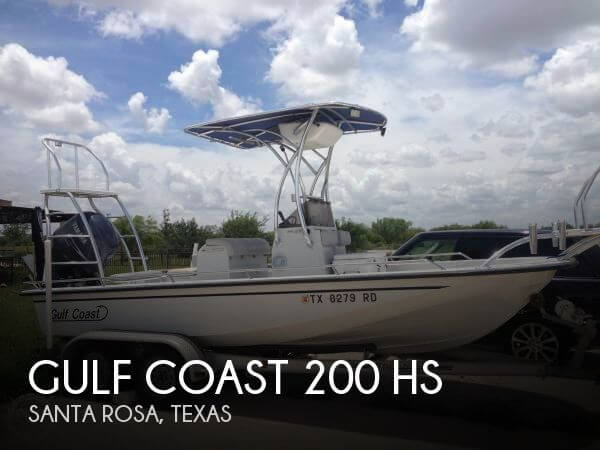 Used Boats For Sale in McAllen, Texas by owner | 2004 Gulf Coast 20