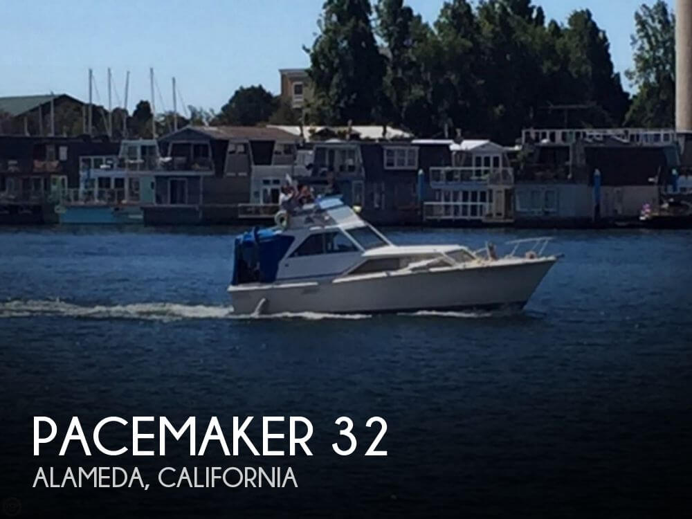 Used Fishing boats For Sale in Santa Rosa, California by owner | 1975 Pacemaker 32