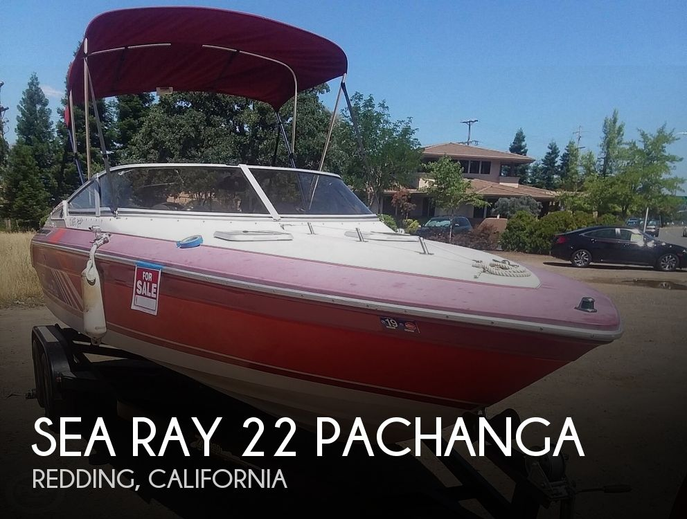 1988 Sea Ray boat for sale, model of the boat is 22 Pachanga & Image # 1 of 20