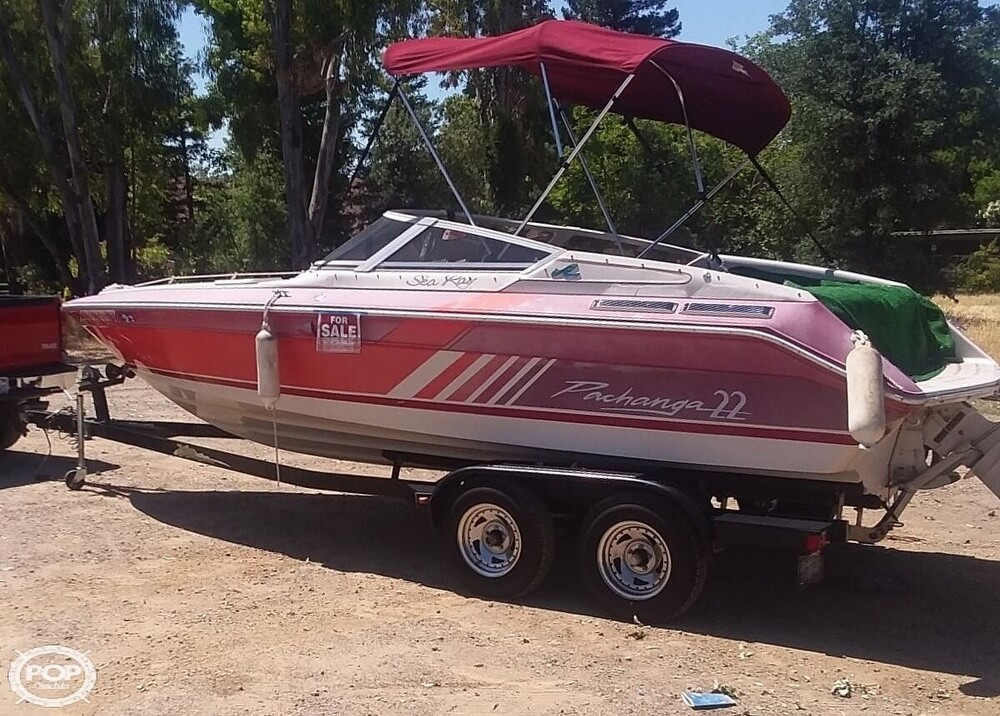 1988 Sea Ray boat for sale, model of the boat is 22 Pachanga & Image # 4 of 20