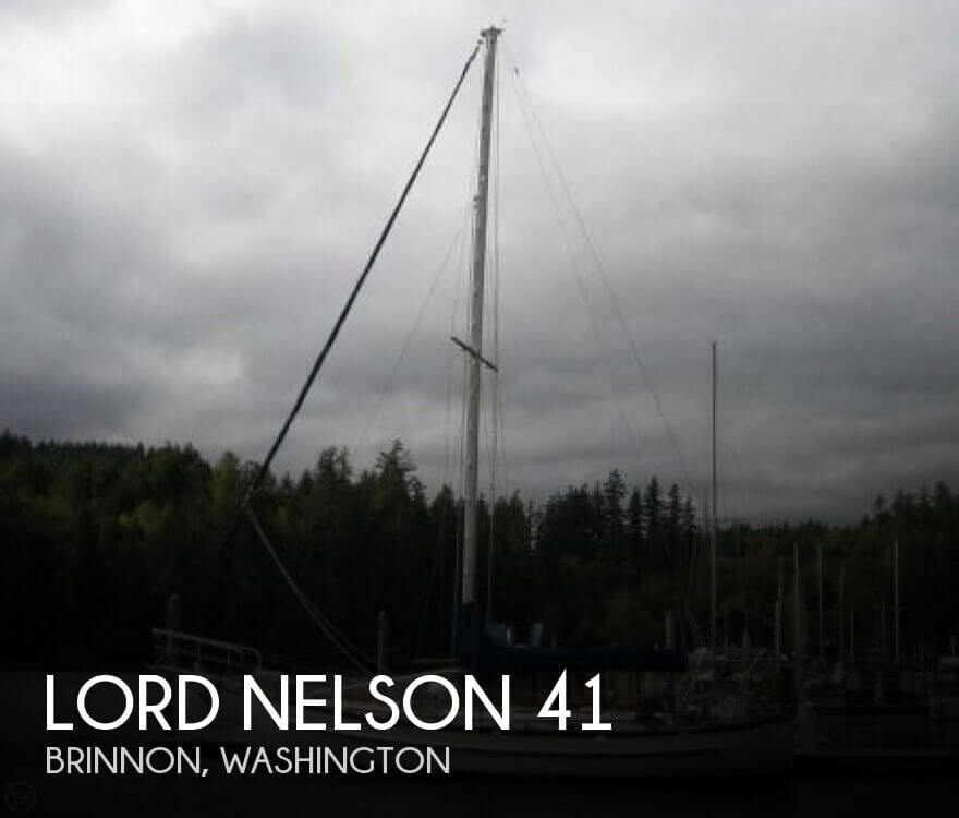 Used Boats For Sale in Olympia, Washington by owner | 1981 Lord Nelson 40