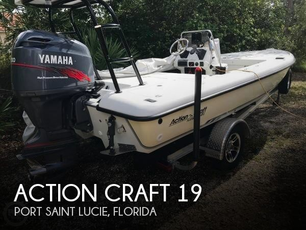Used Action Craft Boats For Sale by owner   2001 Action Craft 19