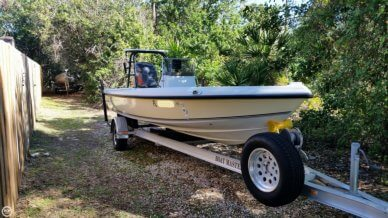 Action Craft Flatsmaster 1890, 18', for sale - $25,900