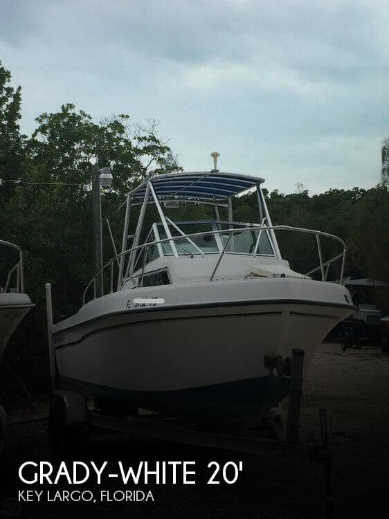 Used Boats For Sale by owner   1988 Grady-White 20