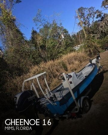 Used Gheenoe Boats For Sale by owner | 2017 Gheenoe 16