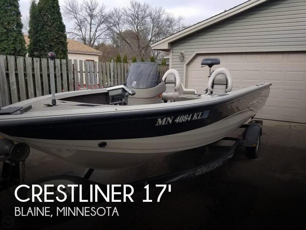 Used Crest Boats For Sale by owner | 2009 Crestliner 17