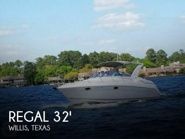 Used Regal Boats For Sale in Texas by owner   2001 Regal 32
