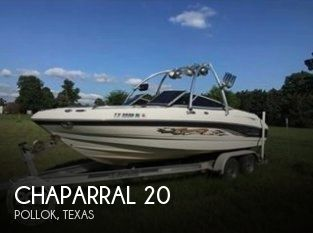 Used Chaparral 20 Boats For Sale by owner | 2005 Chaparral 20