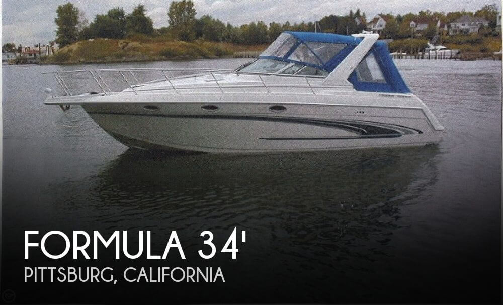 Used Boats For Sale in Santa Rosa, California by owner | 2003 Formula 34