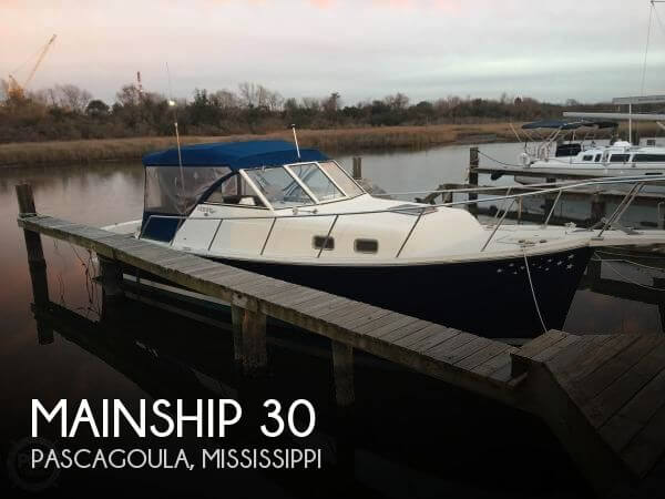 Used Boats For Sale in Mississippi by owner | 2003 Mainship 30