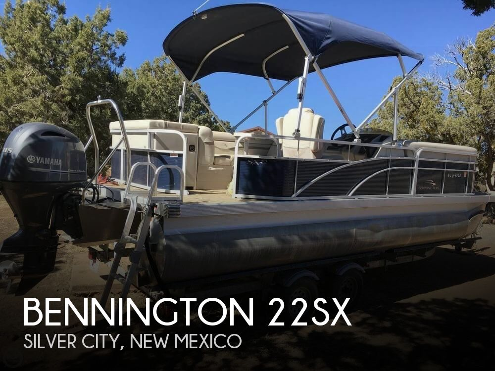 Used Boats For Sale in New Mexico by owner | 2015 Bennington 22