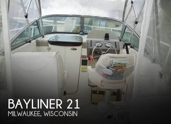 Used Bayliner 21 Boats For Sale by owner | 2002 Bayliner 21