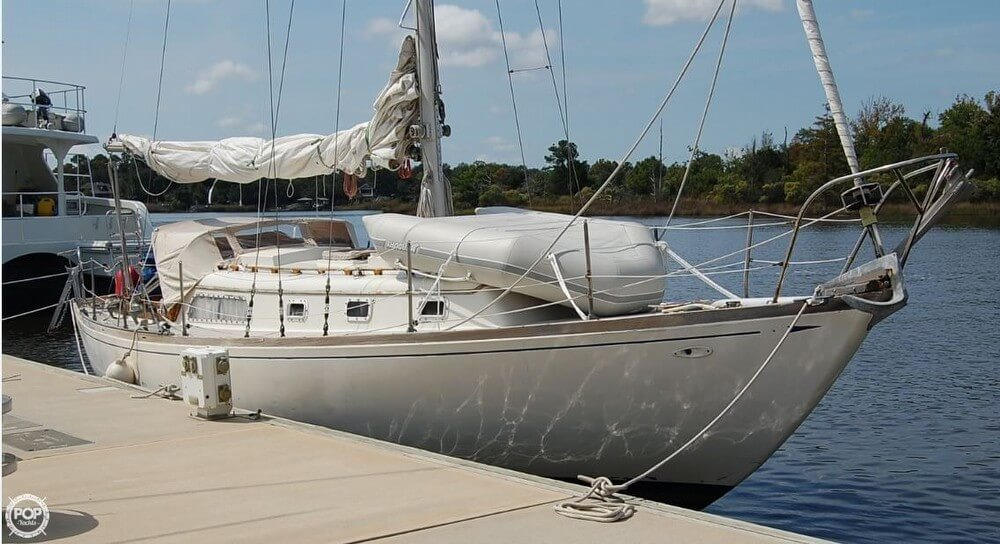 1969 Cheoy Lee boat for sale, model of the boat is 36 Luders & Image # 5 of 25